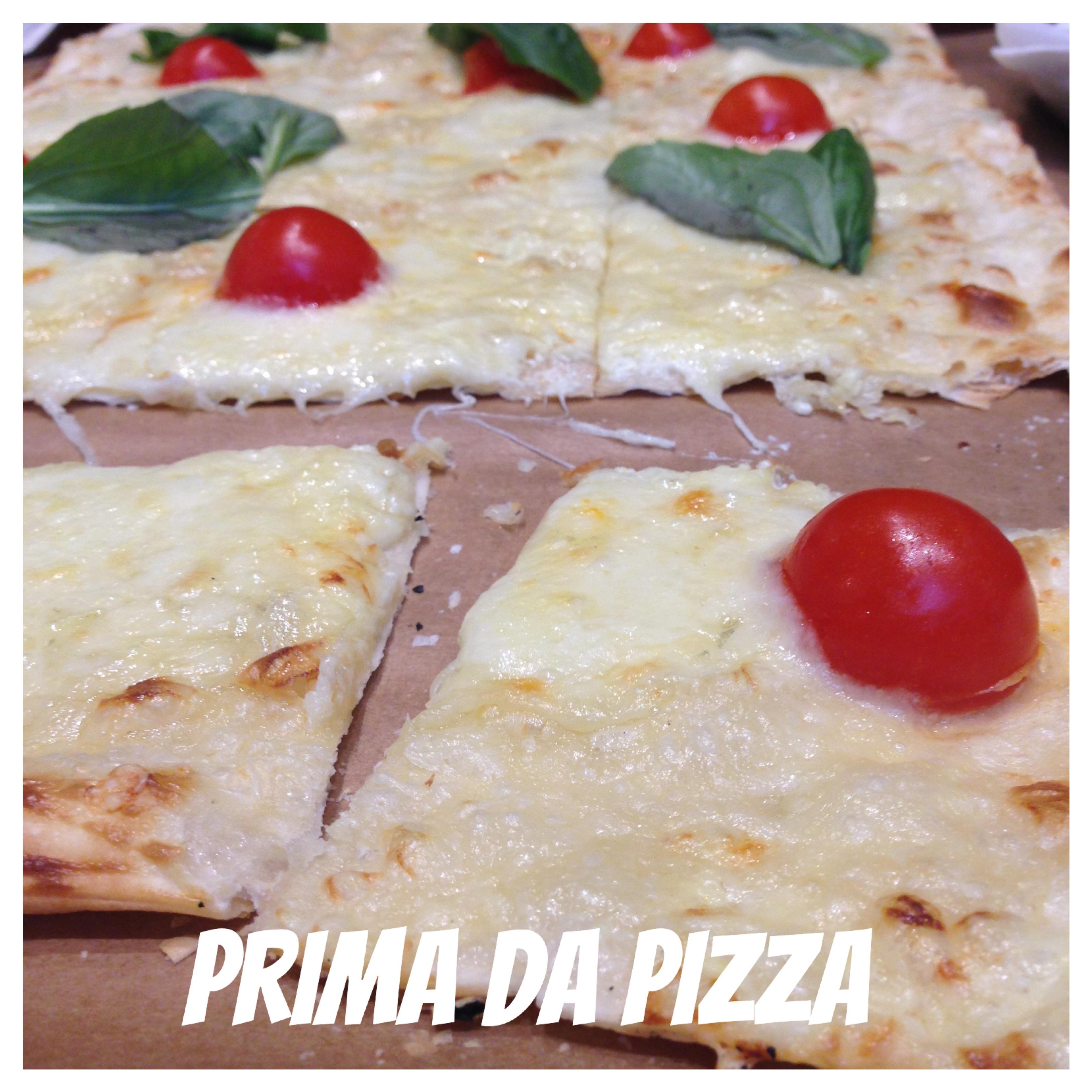 Prima da pizza